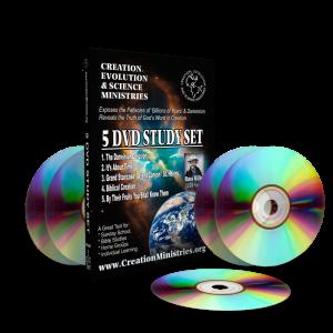5 DVD Set - trans