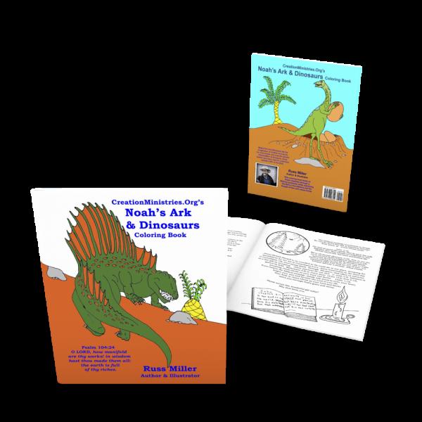Ark & Dinosaur - trans